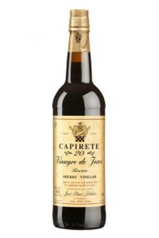 Vinagre de Jerez. Capirete 20 años 375ml, 1 ud