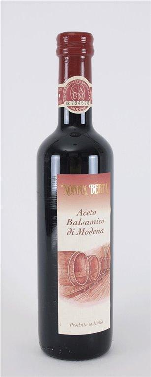 Vinagre de Módena, 1 ud