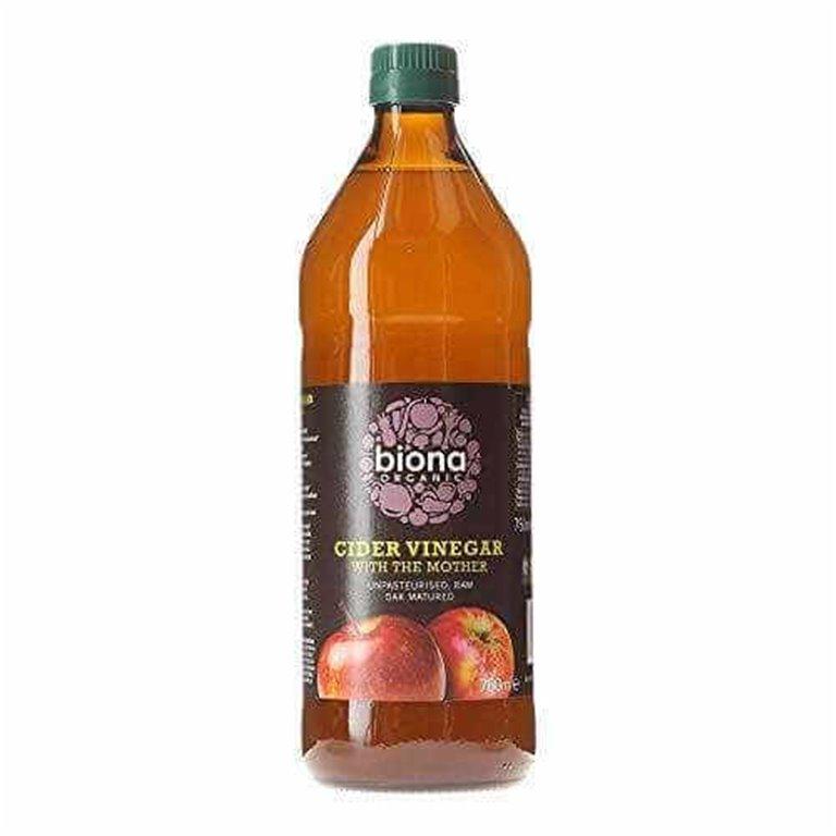 Vinagre de sidra BIO 75 cl - Biona