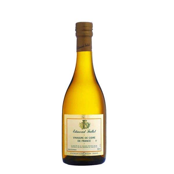 Vinagre de sidra de manzana 500 ml Edmond Fallot