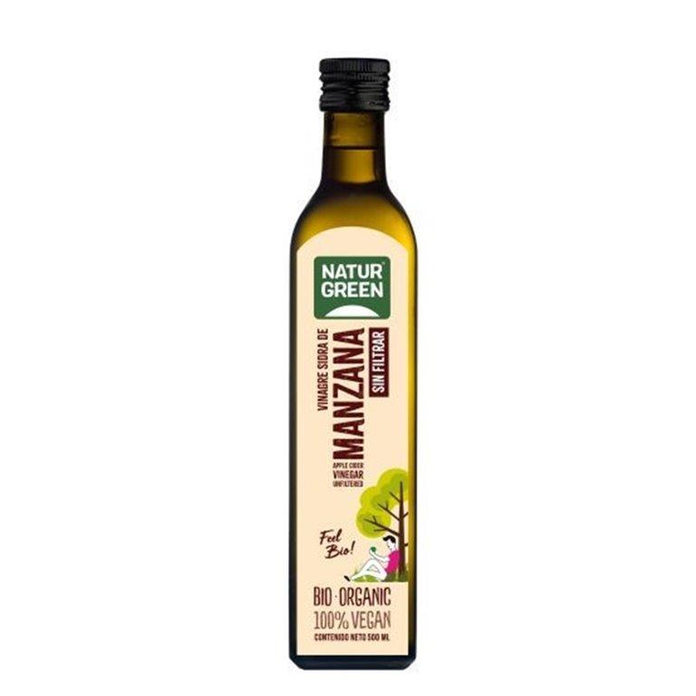 Apple Cider Vinegar Unfiltered Bio 500ml