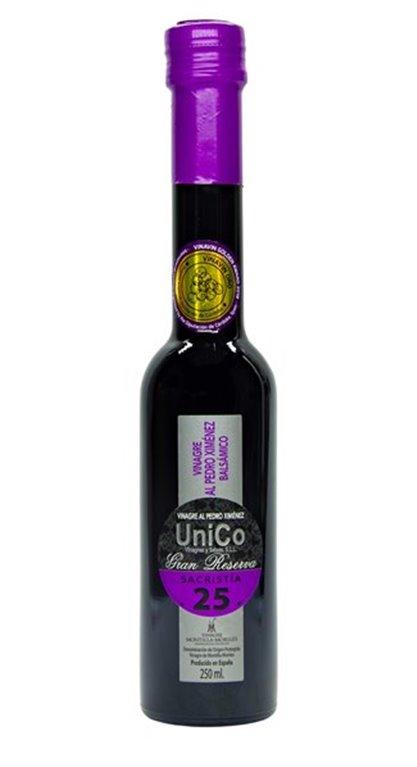 Vinagre De Vino Al Px Balsámico Gran reserva 25 250 ml