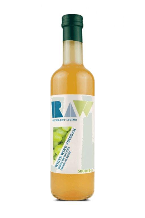 Vinagre de vino blanco con Madre BIO - 500 ml