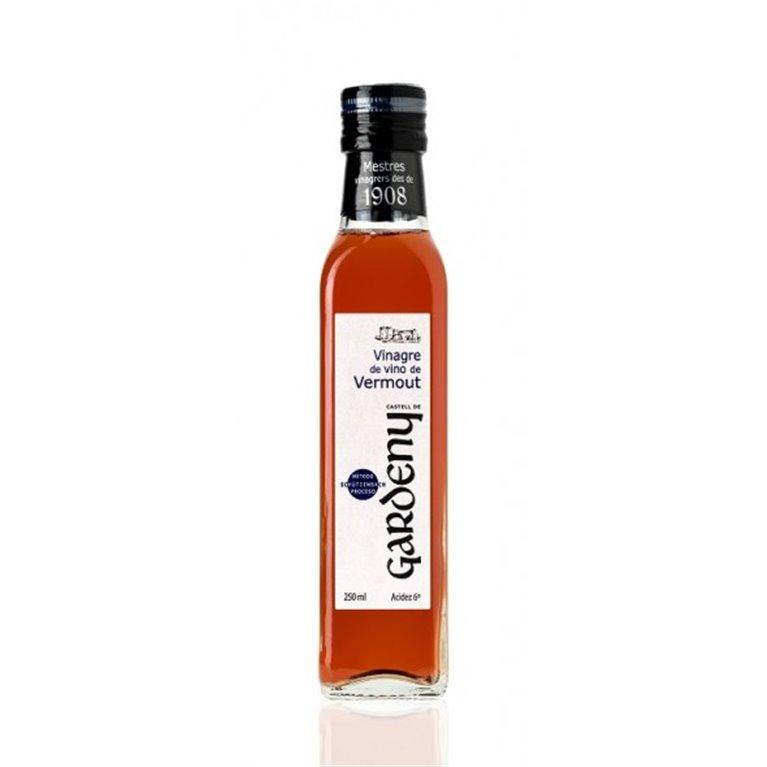 Vinagre de Vino Vermouth Gardeny 250 ml., 1 ud