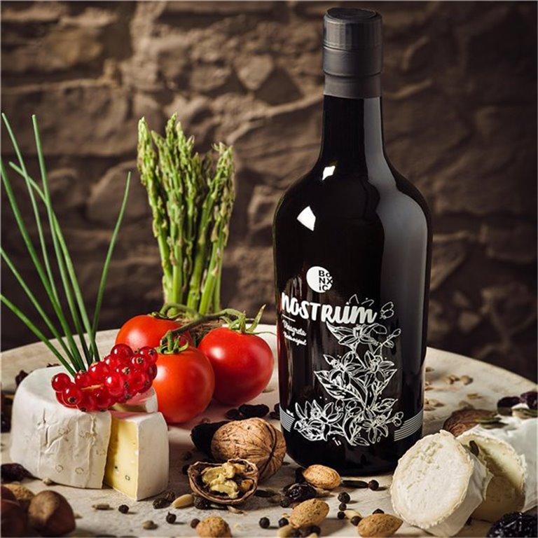 VINAGRETA NOSTRUM PREMIUM 500ml glass bottle