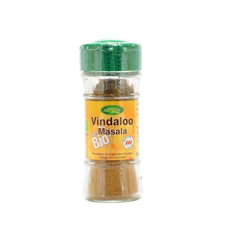 Vindaloo Organic Ground Masala 28g