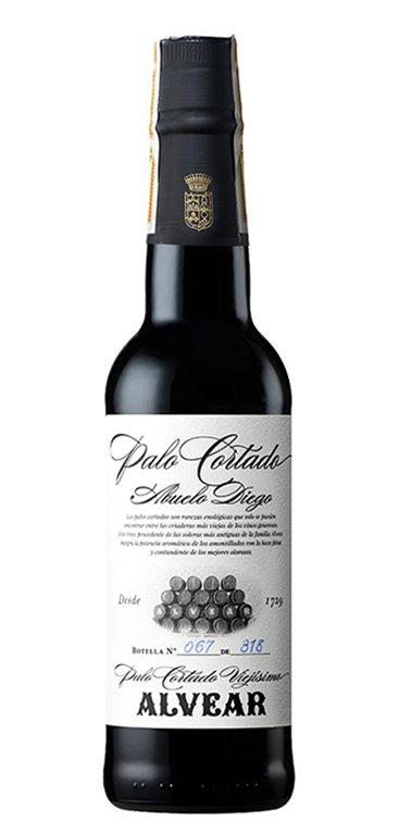 Abuelo Palo Cortado' wine