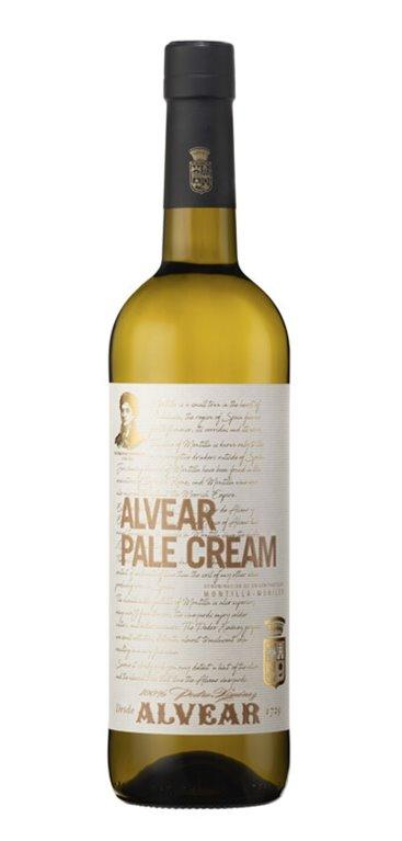Vino Alvear Pale Cream