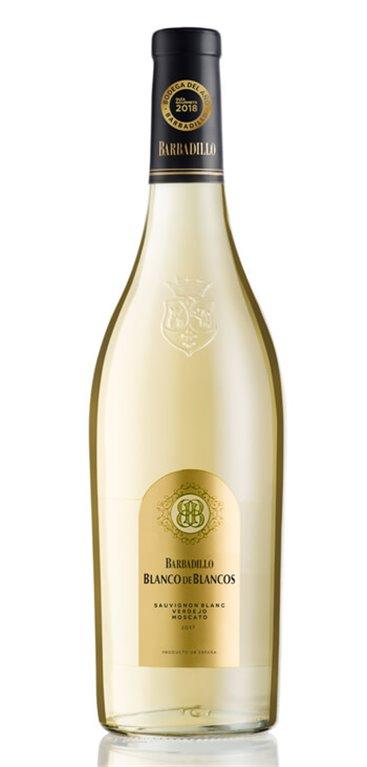 Vino Barbadillo Blanco de Blancos, 1 ud
