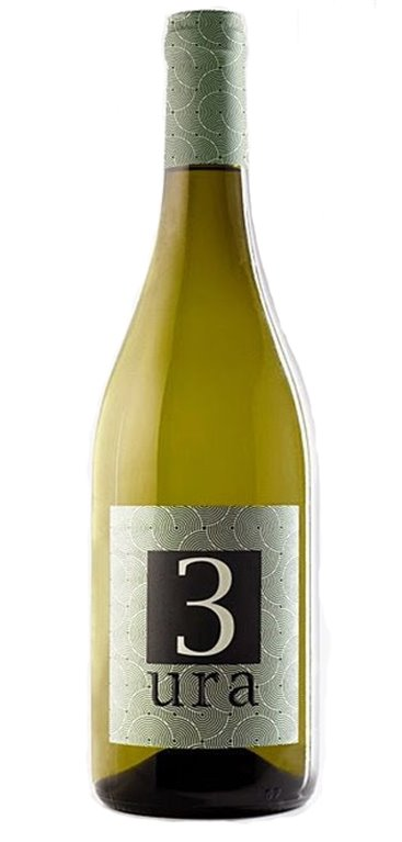 Vino Blanco 3ura, 1 ud