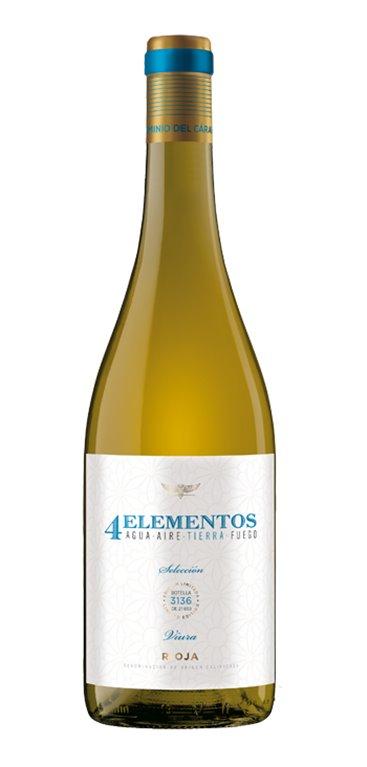Vino Blanco 4 Elementos Agua
