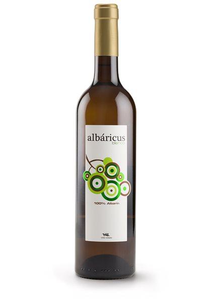 Vino blanco ALBARICUS VITIS VELADO
