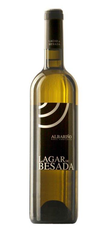 Vino Blanco Albariño Lagar de Besada, 1 ud