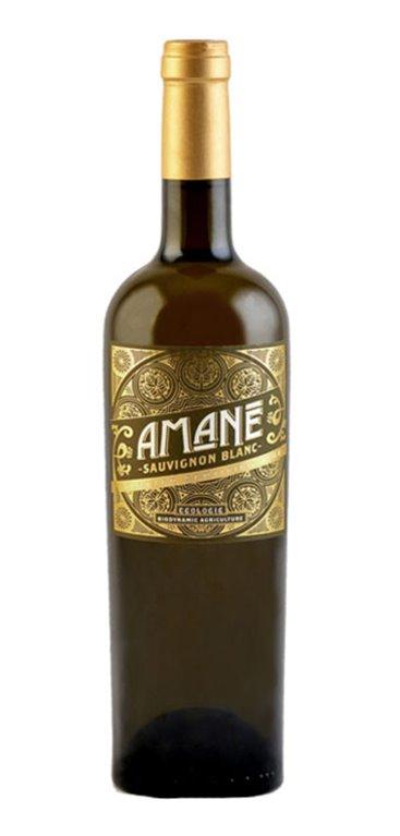 Vino Blanco Amané Sauvignon Blanc (Orgánico), 1 ud