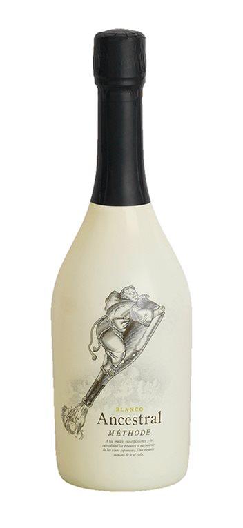 Vino Blanco Ancestral Frizzante
