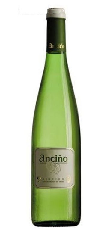 Vino Blanco Anciño Rhin, 1 ud