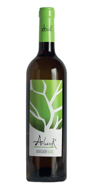 Vino Blanco Arbeor Sauvignon Blanc