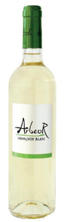 Vino Blanco Arbeor Varietal Sauvignon Blanc, 1 ud