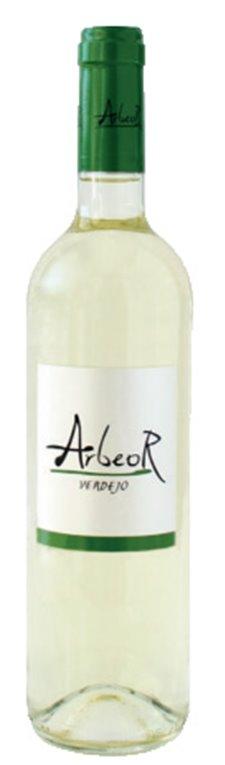 Vino Blanco Arbeor Varietal Verdejo, 1 ud