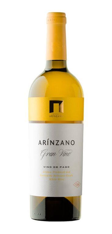 Vino Blanco Arínzano Gran Vino