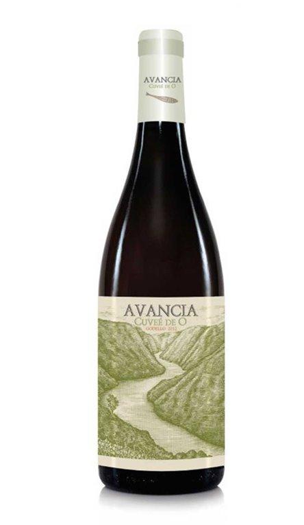 Vino Blanco Avancia Cuvee de O, 1 ud