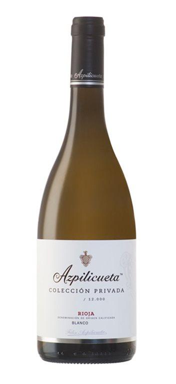 Vino Blanco Azpilicueta Colección Privada FB
