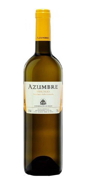 Vino Blanco Azumbre Selección Verdejo, 1 ud