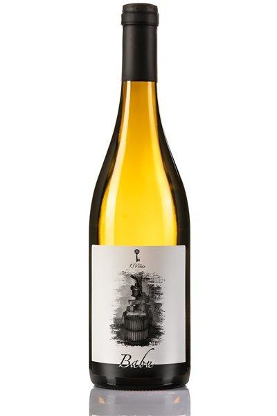 Vino blanco BABÚ