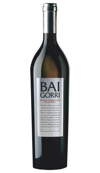 Vino Blanco Baigorri Fermentado En Barrica