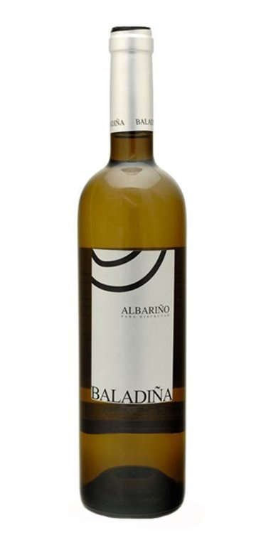 Vino Blanco Baladiña Albariño, 1 ud