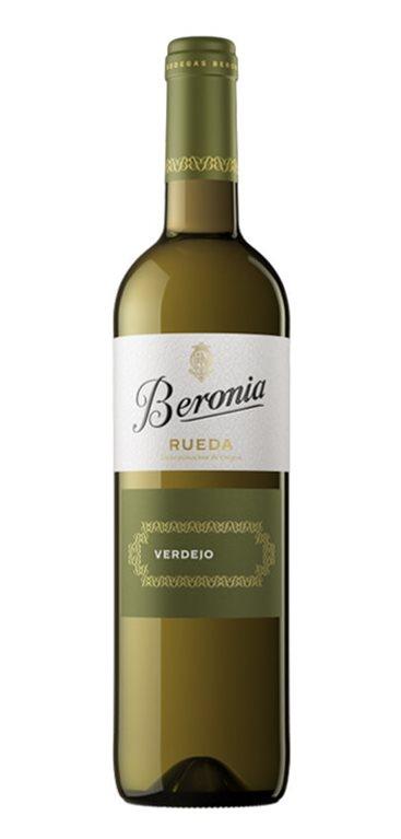 Vino Blanco Beronia Rueda Verdejo