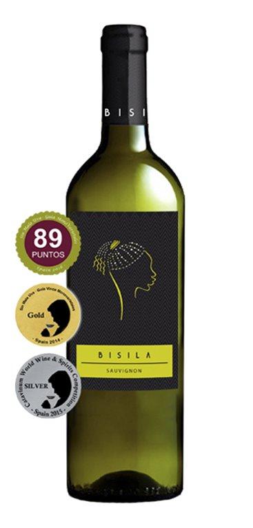 Vino Blanco Bisila Sauvignon, 1 ud