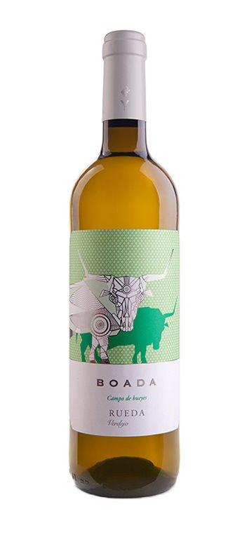 Vino Blanco Boada Verdejo
