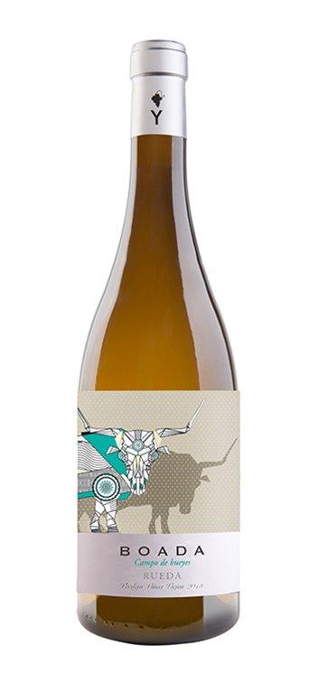 Vino Blanco Boada Viñas Viejas