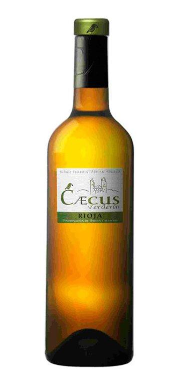 Vino Blanco Caecus Verderón, 1 ud