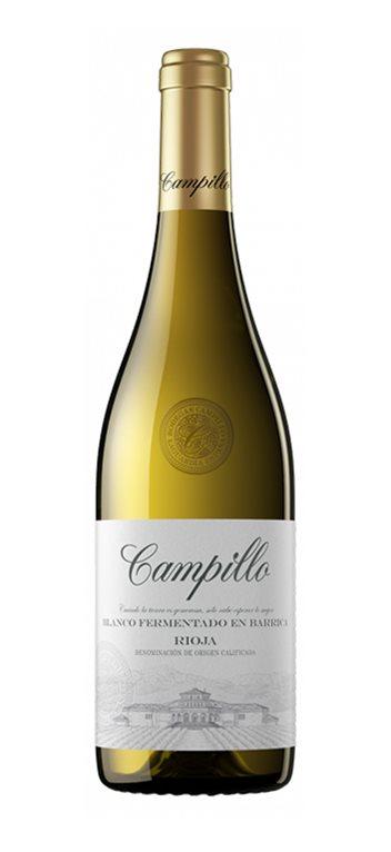 Vino Blanco Campillo Fermentado En Barrica, 1 ud