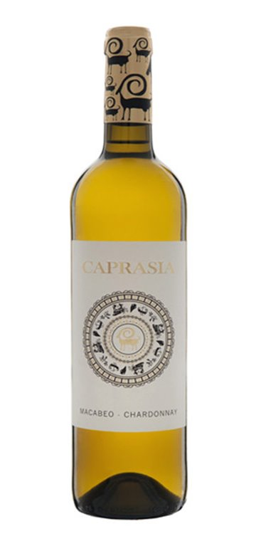 Vino Blanco Caprasia Chardonnay