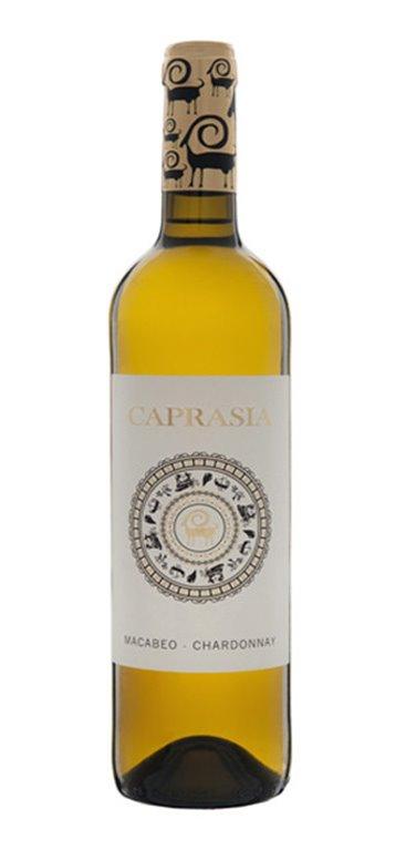 Vino Blanco Caprasia Chardonnay, 1 ud