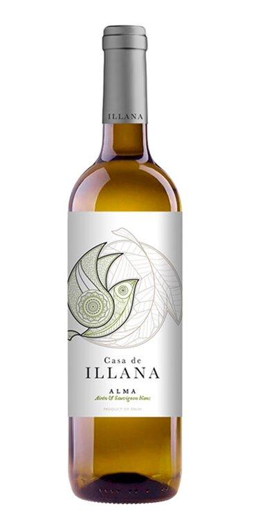 Vino Blanco Casa de Illana Alma