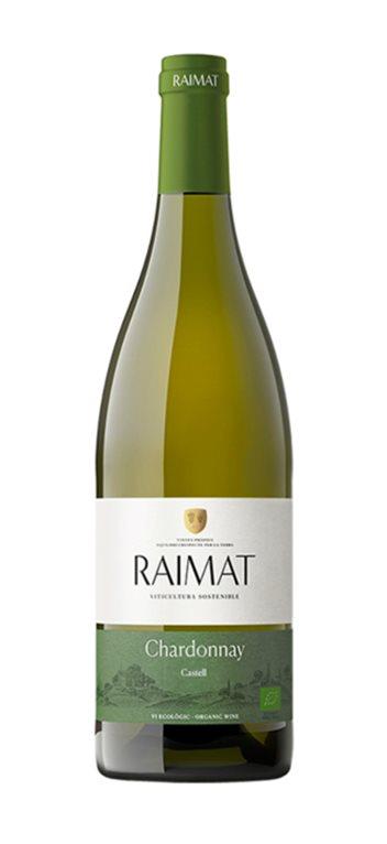 'Vino Blanco Castell de Raimat Chardonnay Ecológico