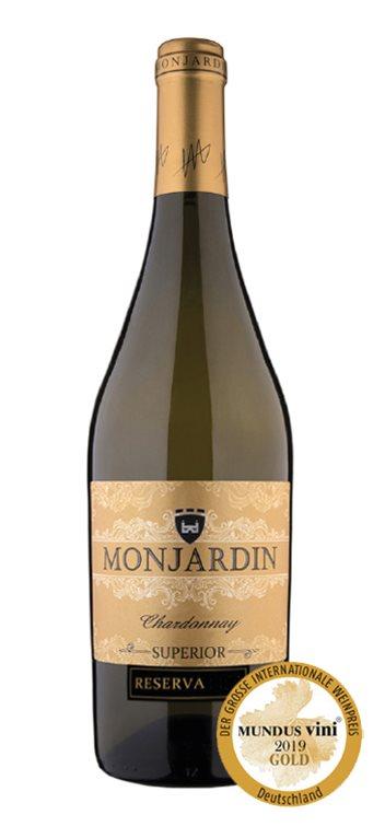 Vino Blanco Castillo de Monjardín Chardonnay Reserva