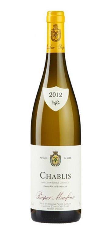 Vino Blanco Chablis Prosper Maufoux, 1 ud