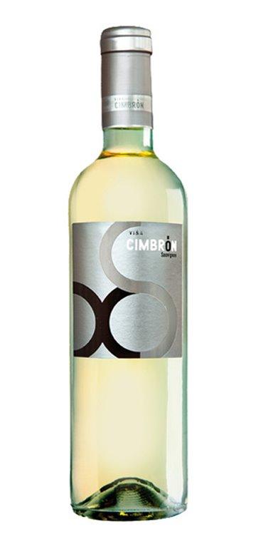 Vino Blanco Cimbrón Rueda Sauvignon Blanc, 1 ud