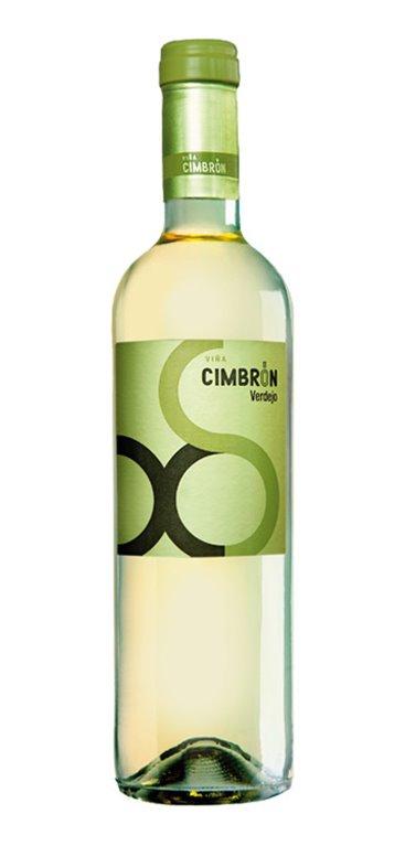 Vino Blanco Cimbrón Rueda Verdejo, 1 ud