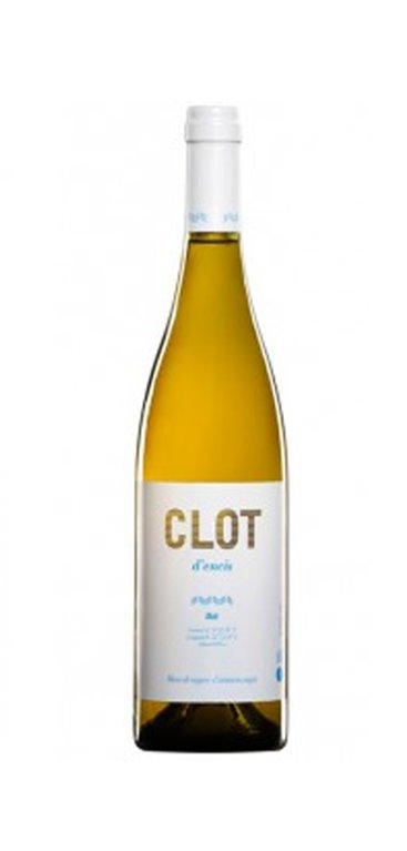 Vino blanco Clot D´encis Moscatell, 1 ud