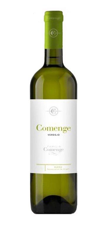 Vino Blanco Comenge Verdejo