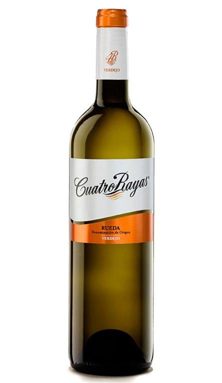 Vino Blanco Cuatro Rayas Verdejo