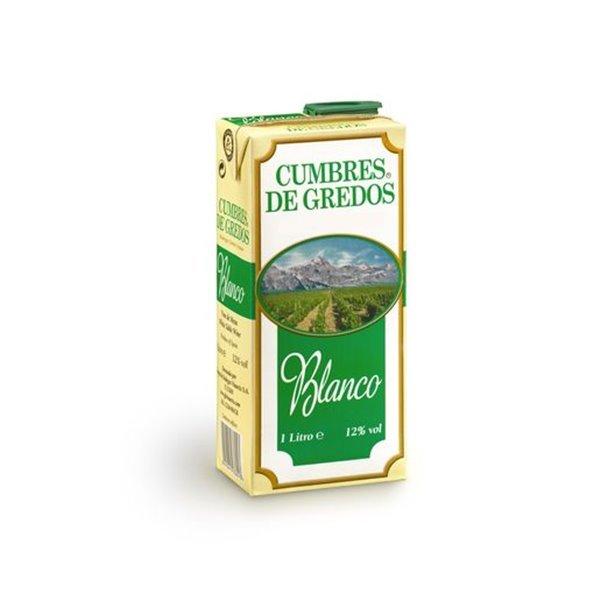 Vino blanco Cumbres de Gredos
