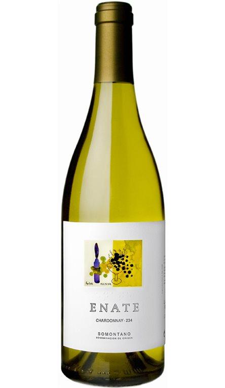 Vino Blanco Enate Chardonnay 234, 1 ud