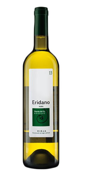 Vino Blanco Eridano Viura